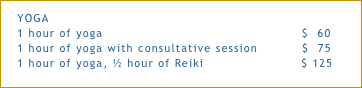 The Art of Ki yoga instruction reiki master portland oregon